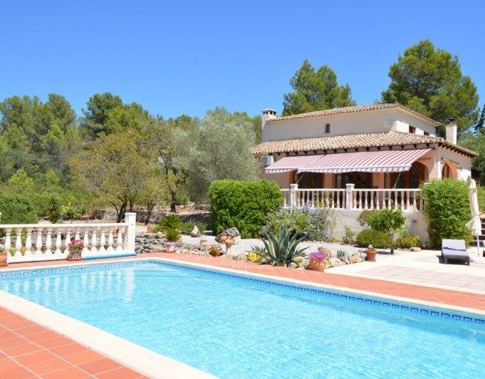 villa en lliber · valley 395000€