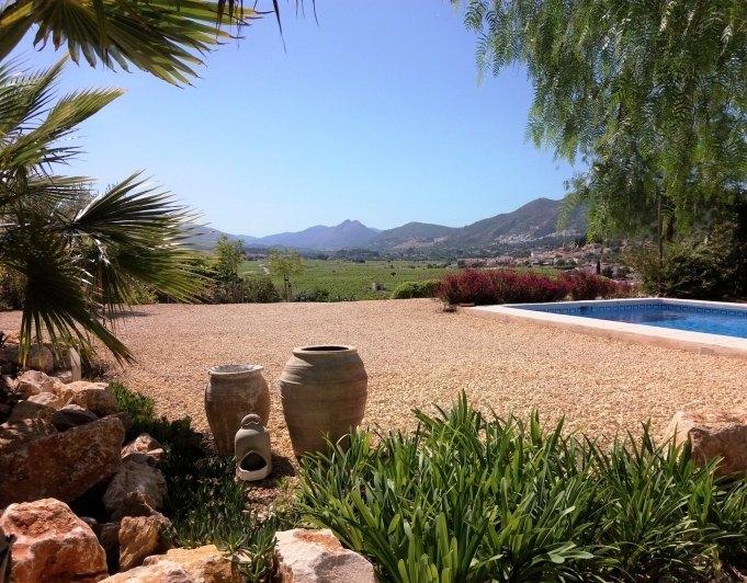 villa en lliber · valley 448000€