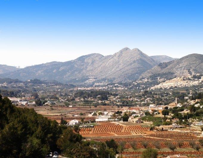 villa en lliber · valley 399995€