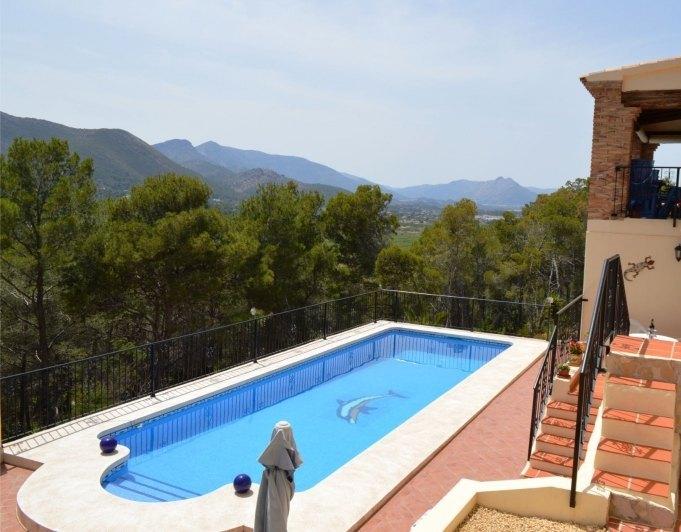 villa en lliber · valley--urbanization 449950€