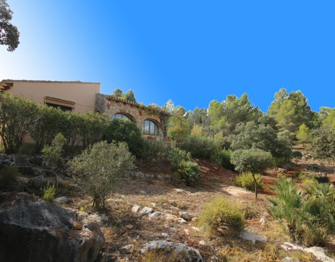 villa en lliber · valley--urbanization 289000€