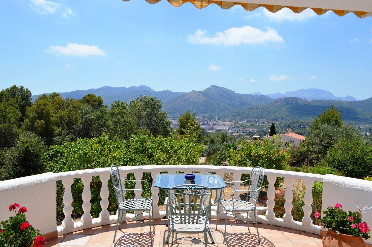 villa en jalon · valley--urbanization 260000€